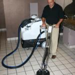 king cobra cleaning tile