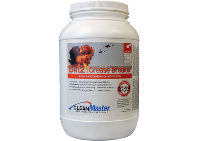 Blitz Prespray w/GreaseBreaker Cleaning Chemical