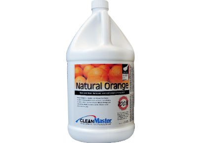 Natural Orange Cleaning Chemical