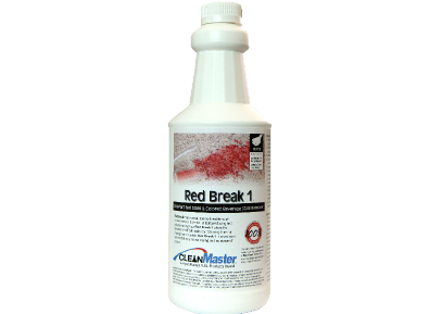 RedBreak 1 Cleaning Chemical