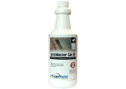 SpotMaster Gel XP Cleaning Chemical