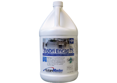 ZipDri Encap TS Cleaning Chemical