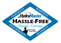 HydraMaster- HassleFree Ownership Badge