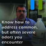 address common severe odors