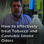 tobacco and cannabis smoke odor
