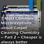 carpet misconceptions cheap