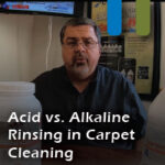 Acid vs alkaline carpet
