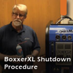 Boxxer XL shutdown