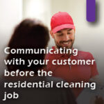 communication with customer