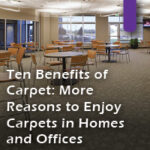 benefits of carpet
