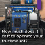 cost to operate truckmount
