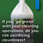 cleanliness and green chemicals
