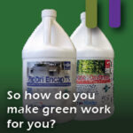make green work for you