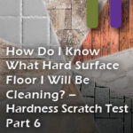 floor identification hardness scratch